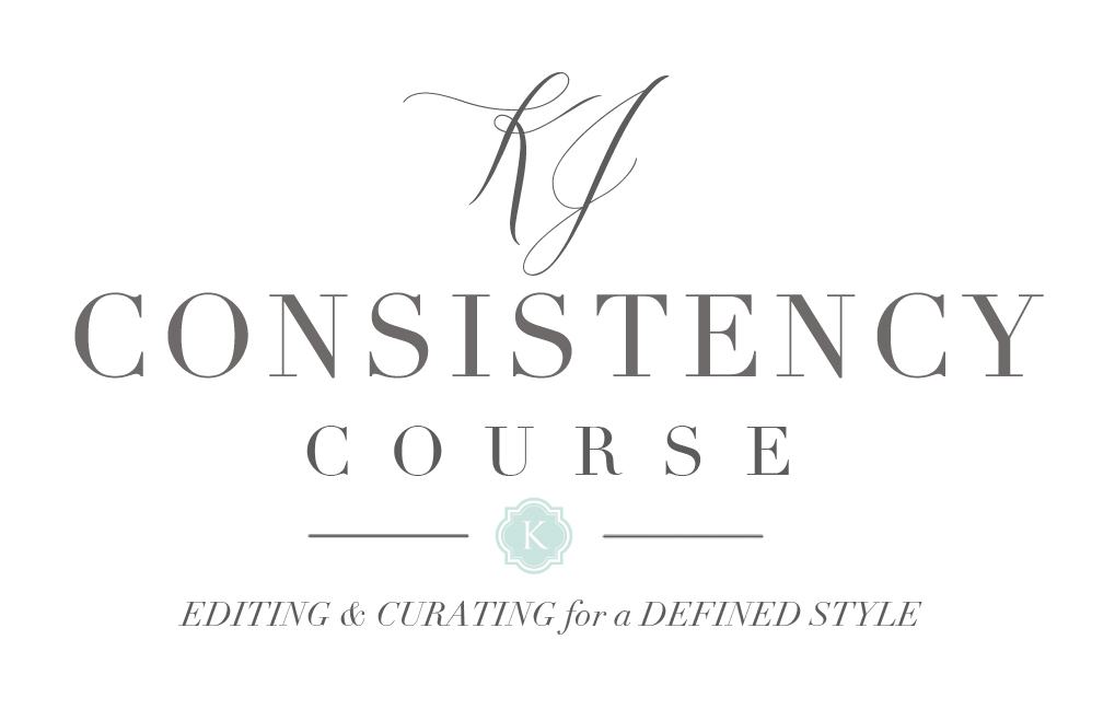 Consistency Course Logo